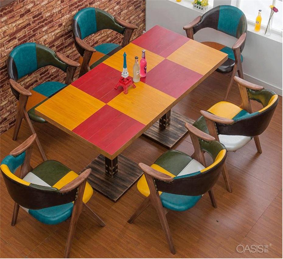 餐桌椅定做比成品餐桌椅好在哪里