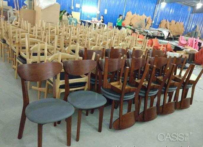 实木餐椅图片及价格一般多少钱