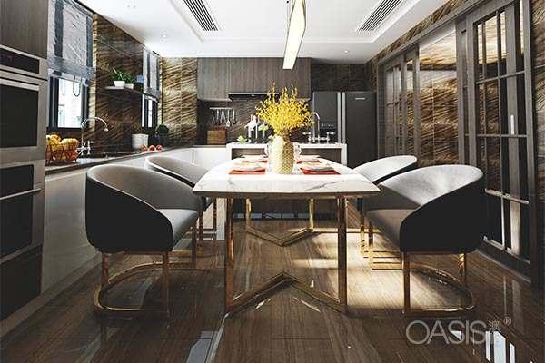 餐厅桌椅定制家具