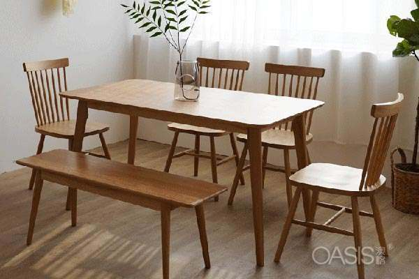 定制休闲餐厅桌椅