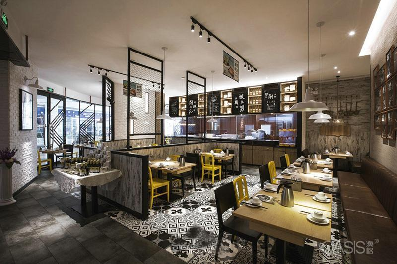 深圳澳格家具小乐为大家分享餐厅家具餐桌椅设计的重要性