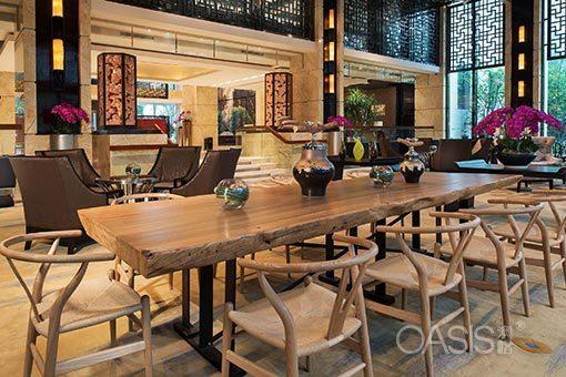 餐厅桌椅工厂