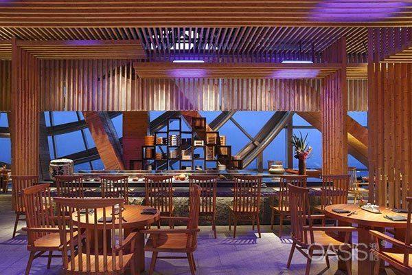 实木餐厅桌椅