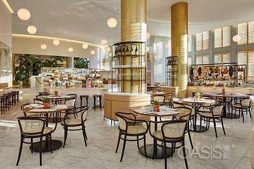 为什么新餐厅要先定餐桌椅后装修?