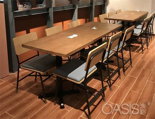 深圳餐饮家具餐桌椅的保养和维护