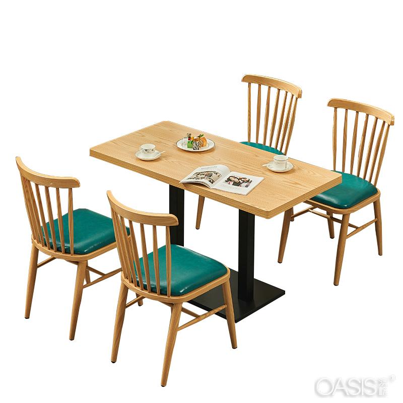 专业定做实木餐桌椅家具厂澳格餐 ...