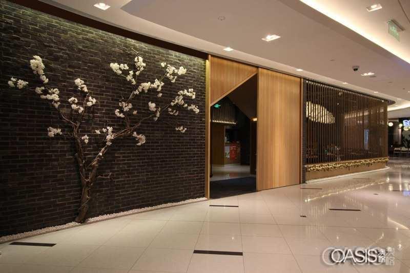AA JIA日式风格餐厅-工程案例