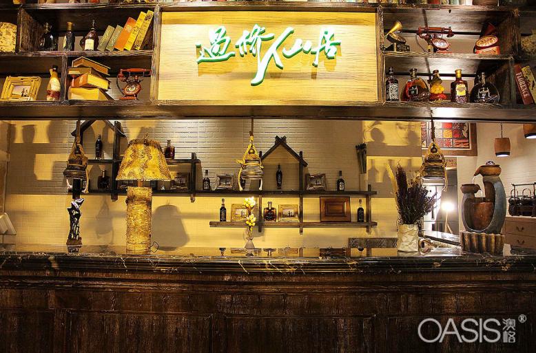 茶餐厅设计与冰室有哪些差异|茶餐厅家具