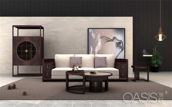 中式会所家具有哪些设计元素?餐厅家具设计