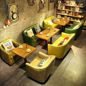 咖啡厅家具如何选择需要注意哪些问题|餐饮家具