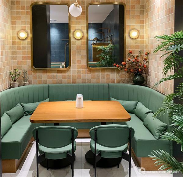 深圳饮品店咖啡桌椅定制需要注意哪些要点?