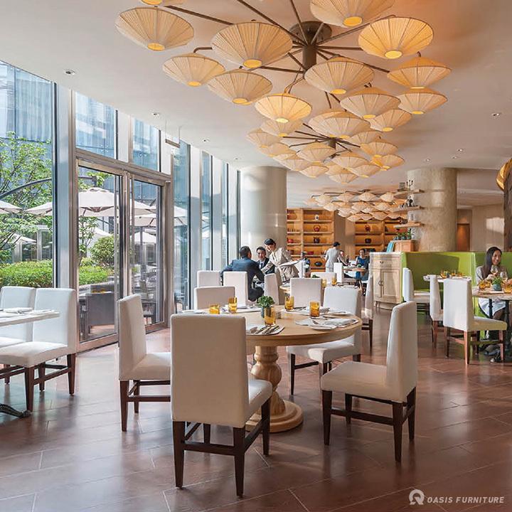 上海浦东文华东方酒店家具定制工程案例
