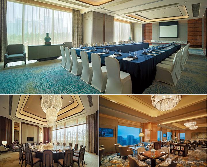 唐山香格里拉大酒店家具定制工程案例
