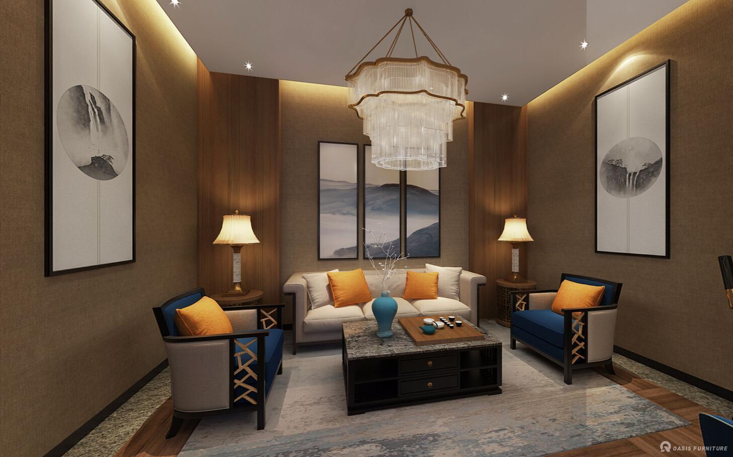 五星级酒店选择家具定制需要注意特点