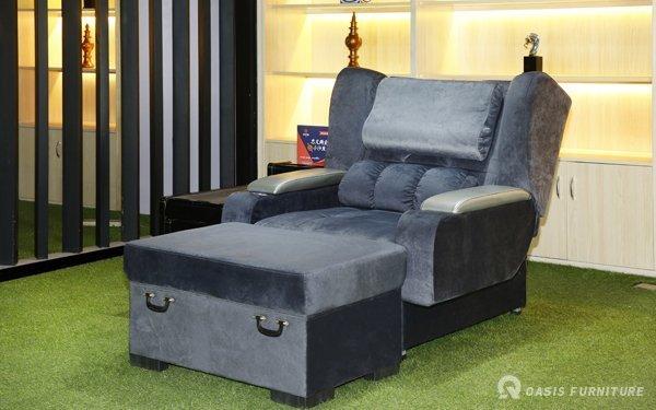 足疗沙发厂家批发该如何选择面料