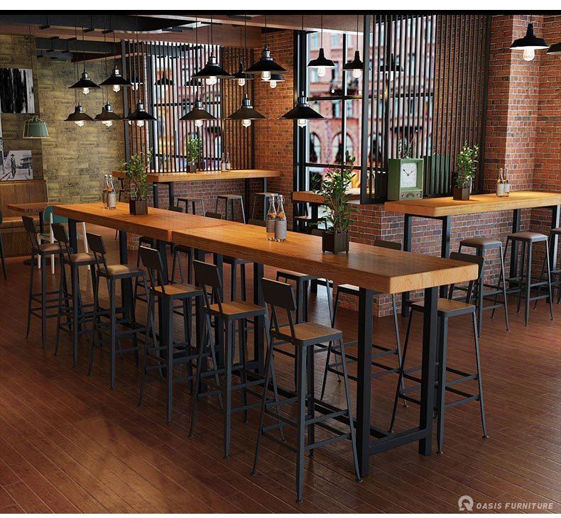 酒吧装饰桌椅设计布局如何选购呢