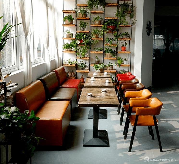 酒店餐厅家具卡座沙发价格如何选择