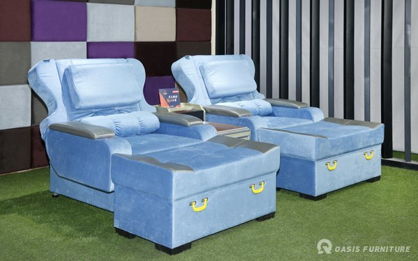 深圳水疗会馆休闲娱乐沙发使用寿命如何延长