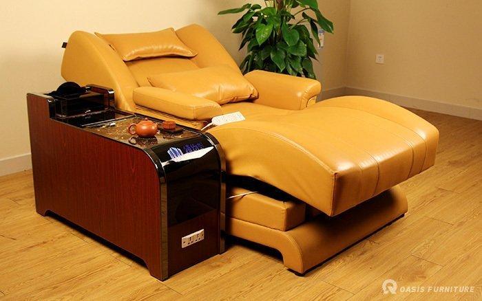 电动足疗洗浴休闲沙发维护保养方法