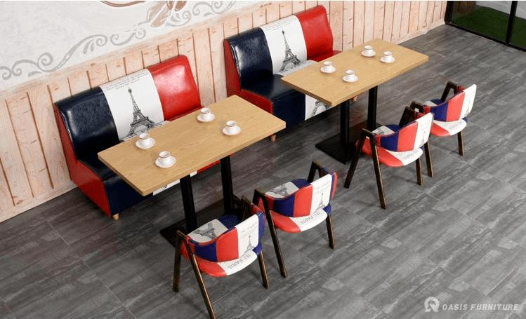 餐厅家具桌椅定制有哪些选择技巧?
