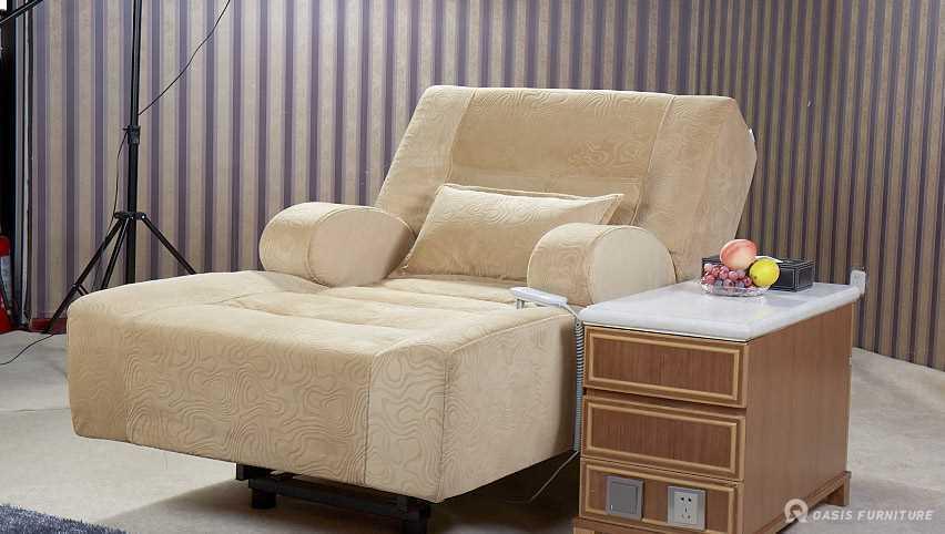 休闲会所家具足浴桑拿沙发如何清洗
