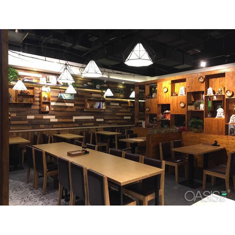 台类餐厅桌椅款式13