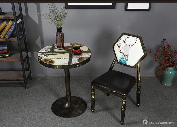 西餐厅桌椅