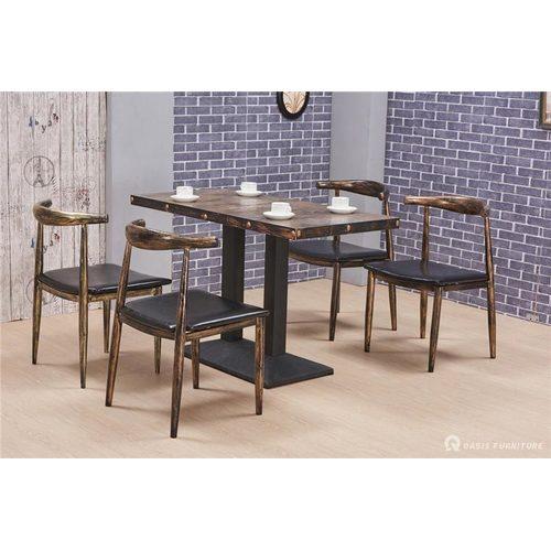 台类西餐厅餐桌椅