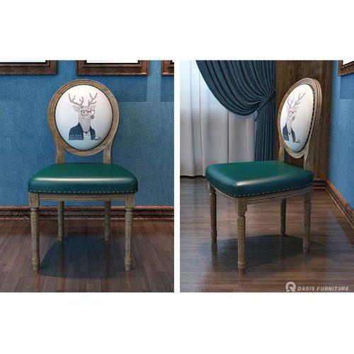 休闲椅韩式火锅椅子