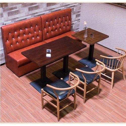 台类实木西餐桌椅