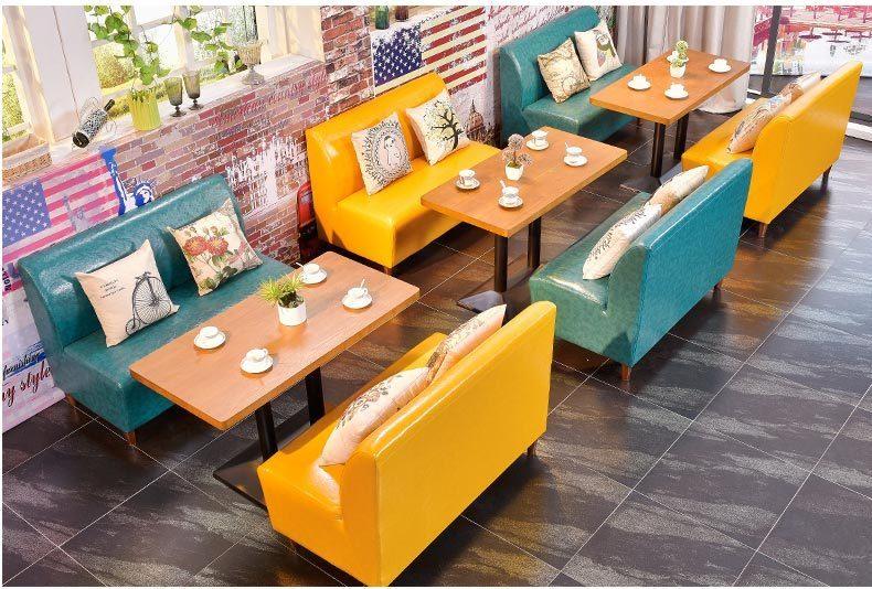 中西茶餐厅桌椅