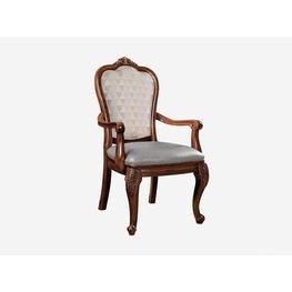 休闲椅扶手餐椅-CY